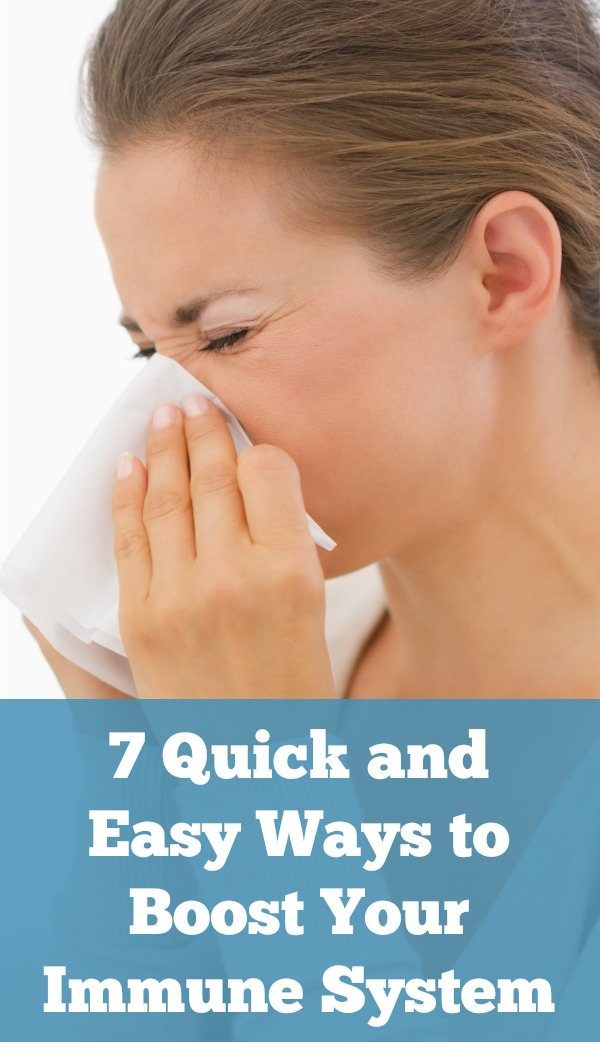 7 Quick and Easy Ways to Boost Your Immune System ~ https://healthpositiveinfo.com/7-quick-and-easy-ways-to-boost-your-immune-system.html