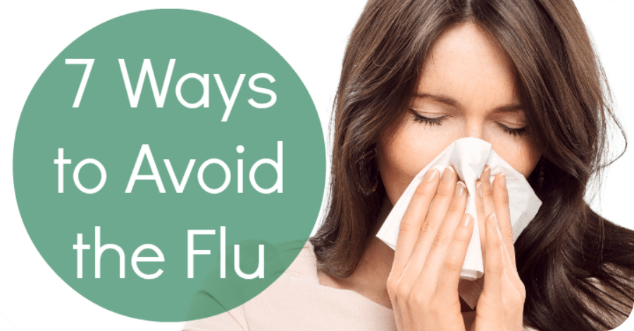 7 Ways to Avoid the Flu