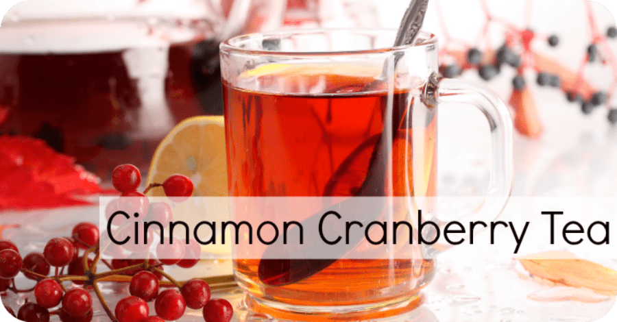 Cinnamon Cranberry Tea Recipe