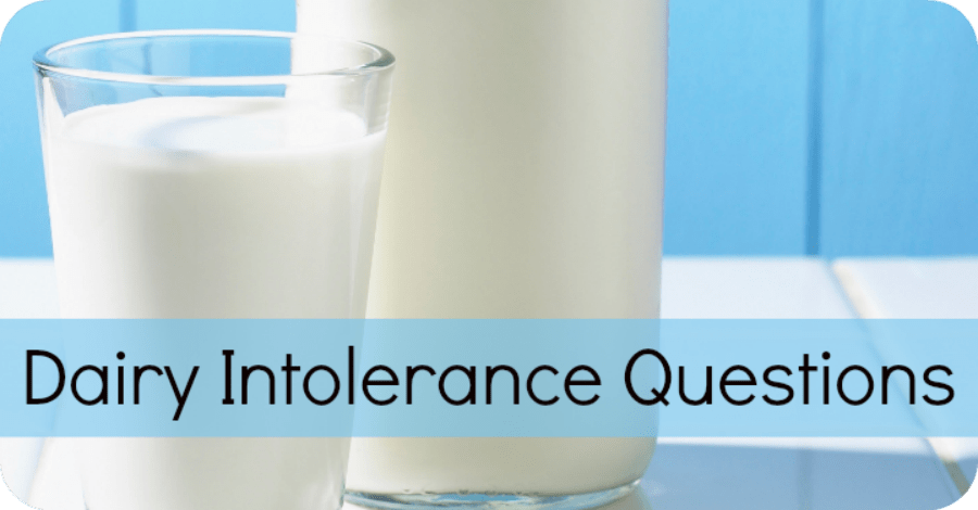 Dairy Intolerance Test (Questions to Ask)