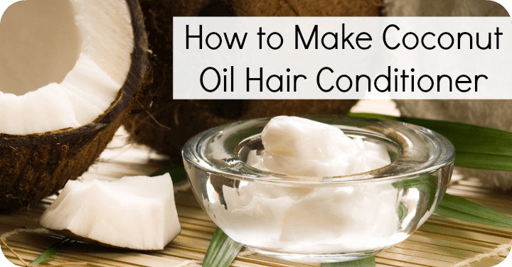 how to make coconut oil hair conditioner. Black Bedroom Furniture Sets. Home Design Ideas