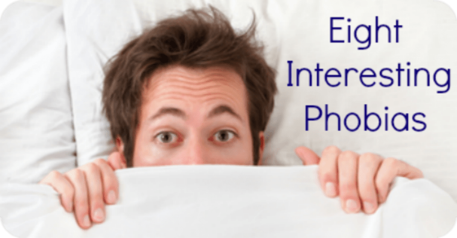 8 Most Interesting Phobias