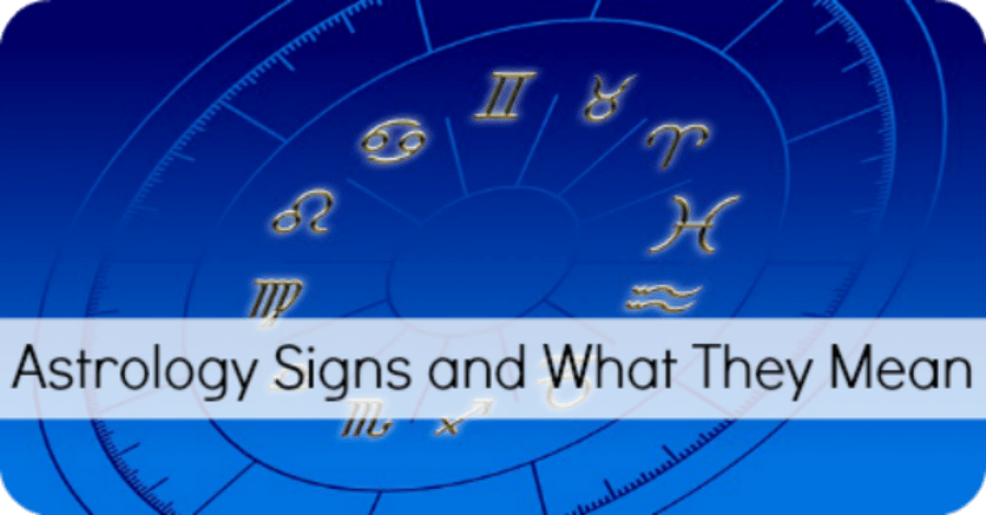 Astrology Signs and What They Mean