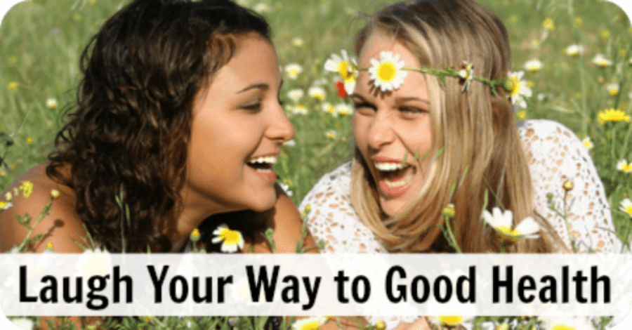 Laugh Your Way to Good Health: The Health Benefits of Laughter