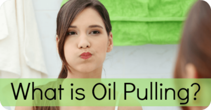 What Is Oil Pulling?
