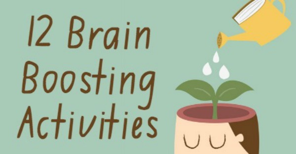 12 Brain Boosting Activities