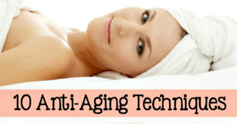 10 Anti Aging Techniques - https://healthpositiveinfo.com/10-anti-aging-techniques.html