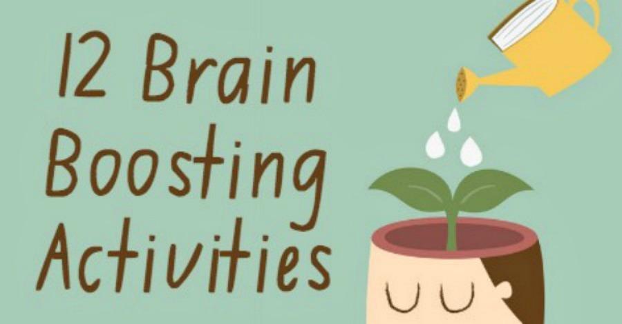 12 Brain Boosting Activities - https://healthpositiveinfo.com/12-brain-boosting-activities.html