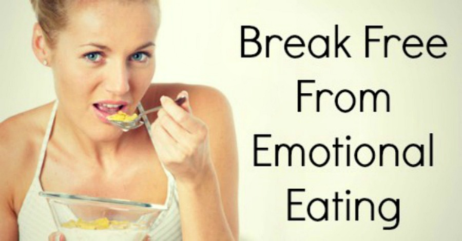 Break Free From Emotional Eating - https://healthpositiveinfo.com/break-free-from-emotional-eating.html