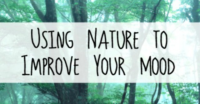 Using Nature to Improve Your Mood