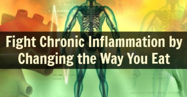 Fight Chronic Inflammation by Changing the Way You Eat ~ https://healthpositiveinfo.com/fight-chronic-inflammation-by-changing-the-way-you-eat.html