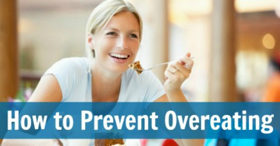 How to Prevent Overeating