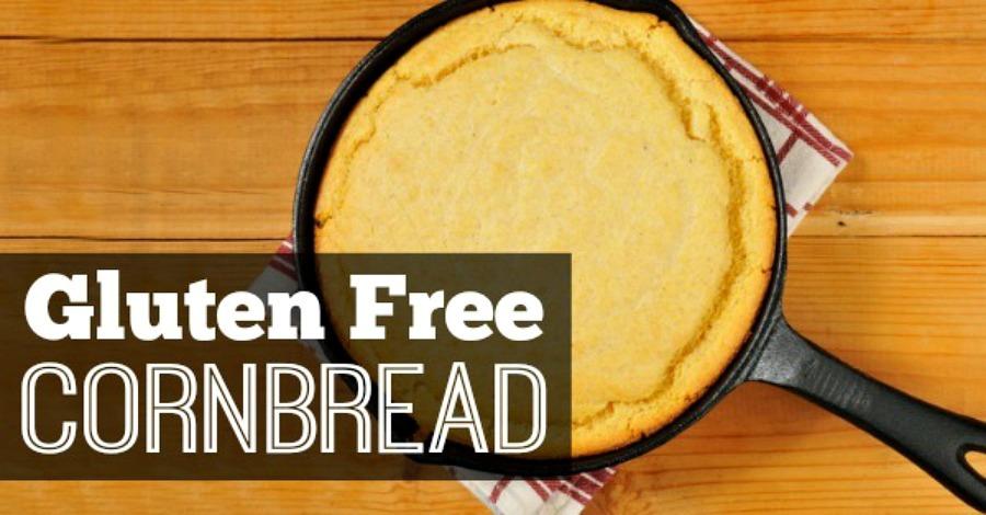 Gluten Free Cornbread Recipe - https://healthpositiveinfo.com/gluten-free-cornbread.html