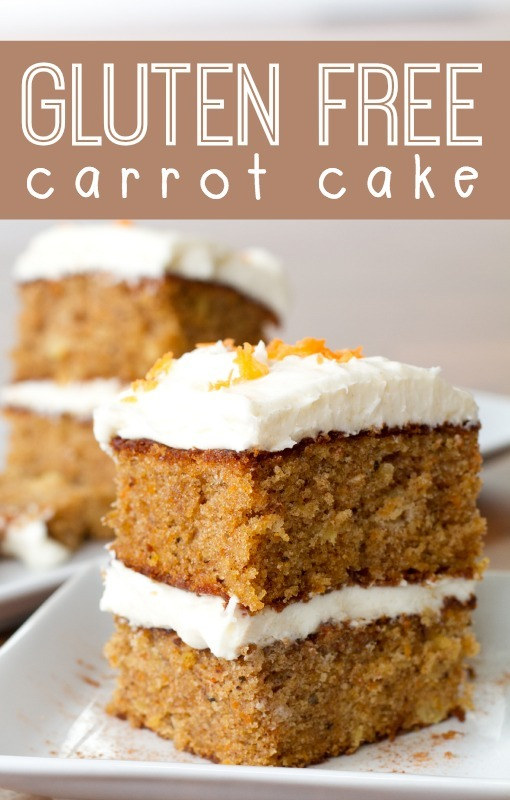 Free Cake Recipes Pictures : Gluten Free Carrot Cake