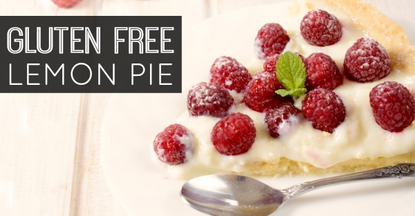 Gluten Free Lemon Pie