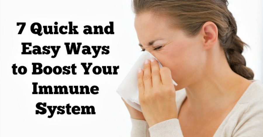 7 Quick and Easy Ways to Boost Your Immune System - https://healthpositiveinfo.com/7-quick-and-easy-ways-to-boost-your-immune-system.html