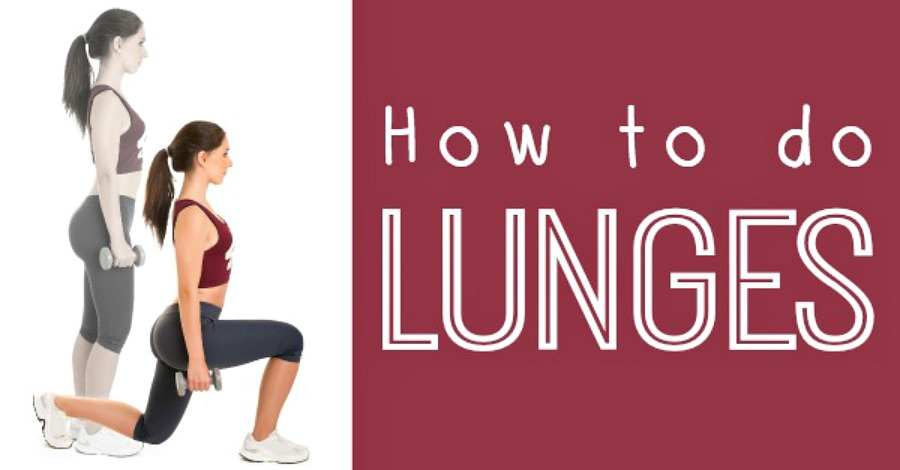 How To Do Lunges - https://healthpositiveinfo.com/how-to-do-lunges.html