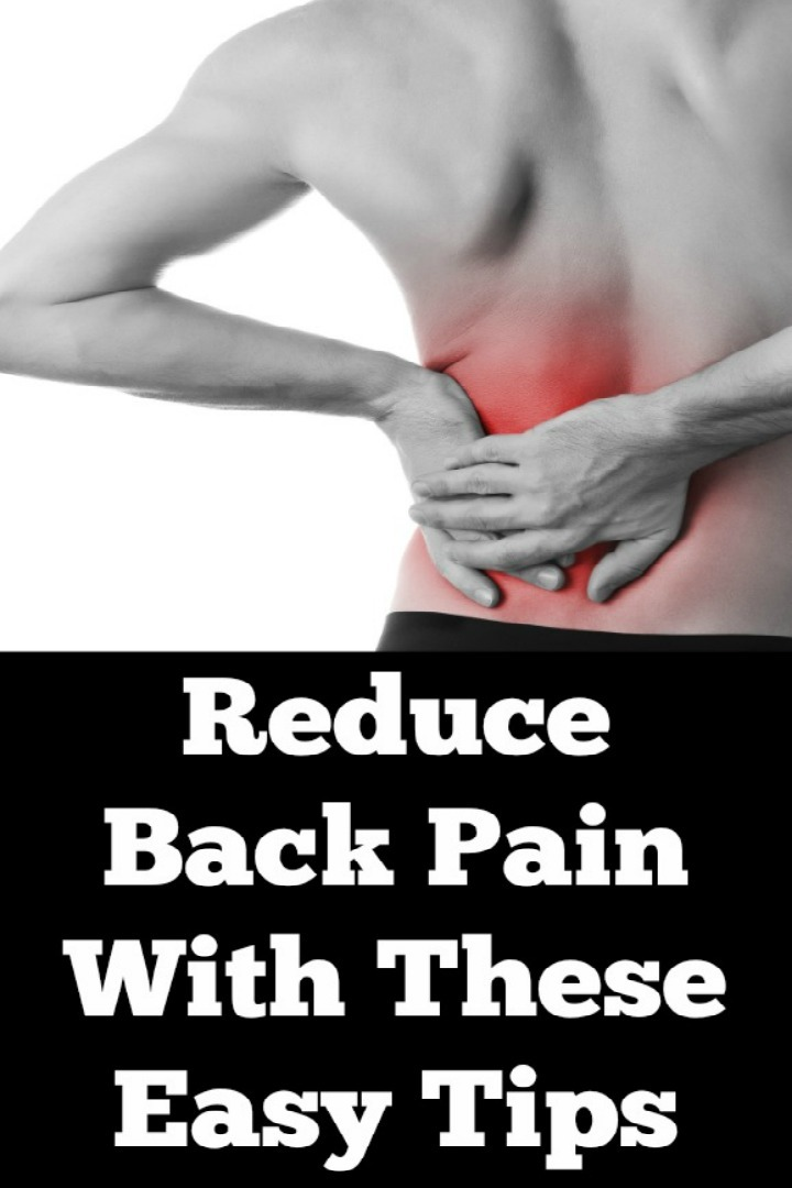 Reduce Back Pain With These Easy Tips - https://healthpositiveinfo.com/back-pain-tips.html