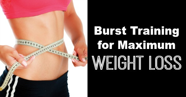Burst Training for Maximum Weight Loss ~ https://healthpositiveinfo.com/burst-training-weight-loss.html