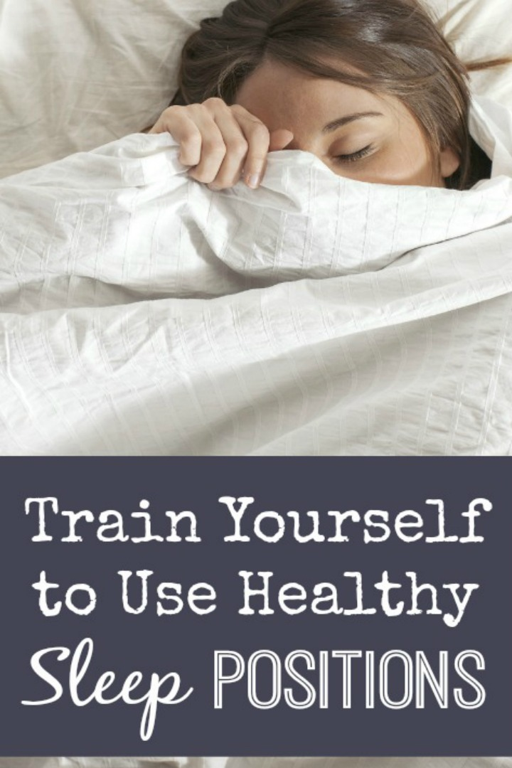 Train Yourself to Use Healthy Sleeping Positions - https://healthpositiveinfo.com/healthy-sleep-positions.html