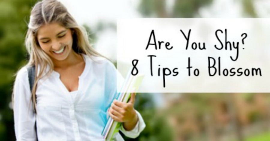 Are You Shy? 8 Tips To Blossom - https://healthpositiveinfo.com/are-you-shy-8-tips-to-blossom.html