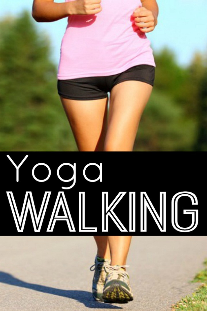 Yoga Walking Tips - https://healthpositiveinfo.com/yoga-walking.html