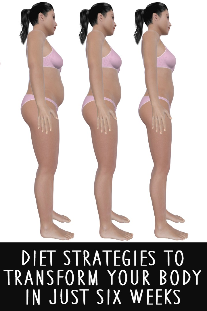 Diet Strategies to Transform Your Body in Just Six Weeks - https://healthpositiveinfo.com/diet-strategies-transform-body-six-weeks.html