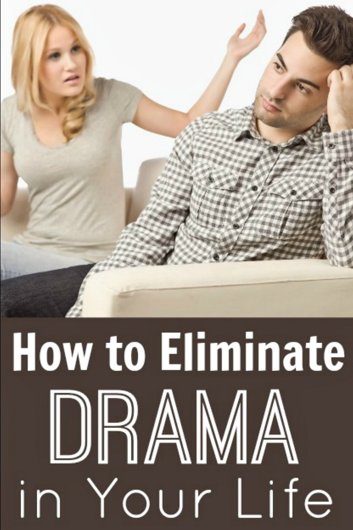 How to Eliminate Drama in Your Life - https://healthpositiveinfo.com/how-to-eliminate…ama-in-your-life.html