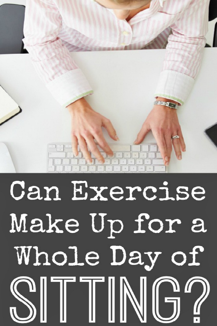 Can Exercise Make Up for a Whole Day of Sitting? - https://healthpositiveinfo.com/exercise-make-up-for-a-whole-day-of-sitting.html