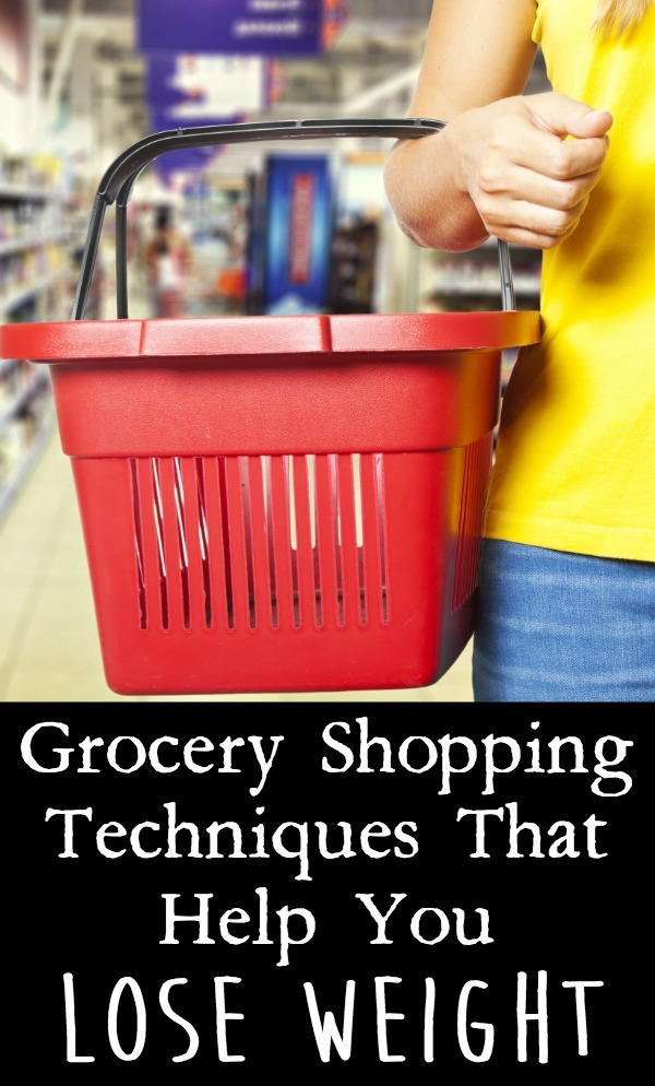 Grocery Shopping Techniques That Help You Lose Weight ~ https://healthpositiveinfo.com/grocery-shopping-techniques-that-help-you-lose-weight.html