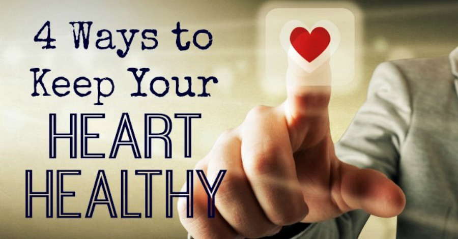 4 Ways to Keep Your Heart Healthy - https://healthpositiveinfo.com/4-ways-to-keep-your-heart-healthy.html