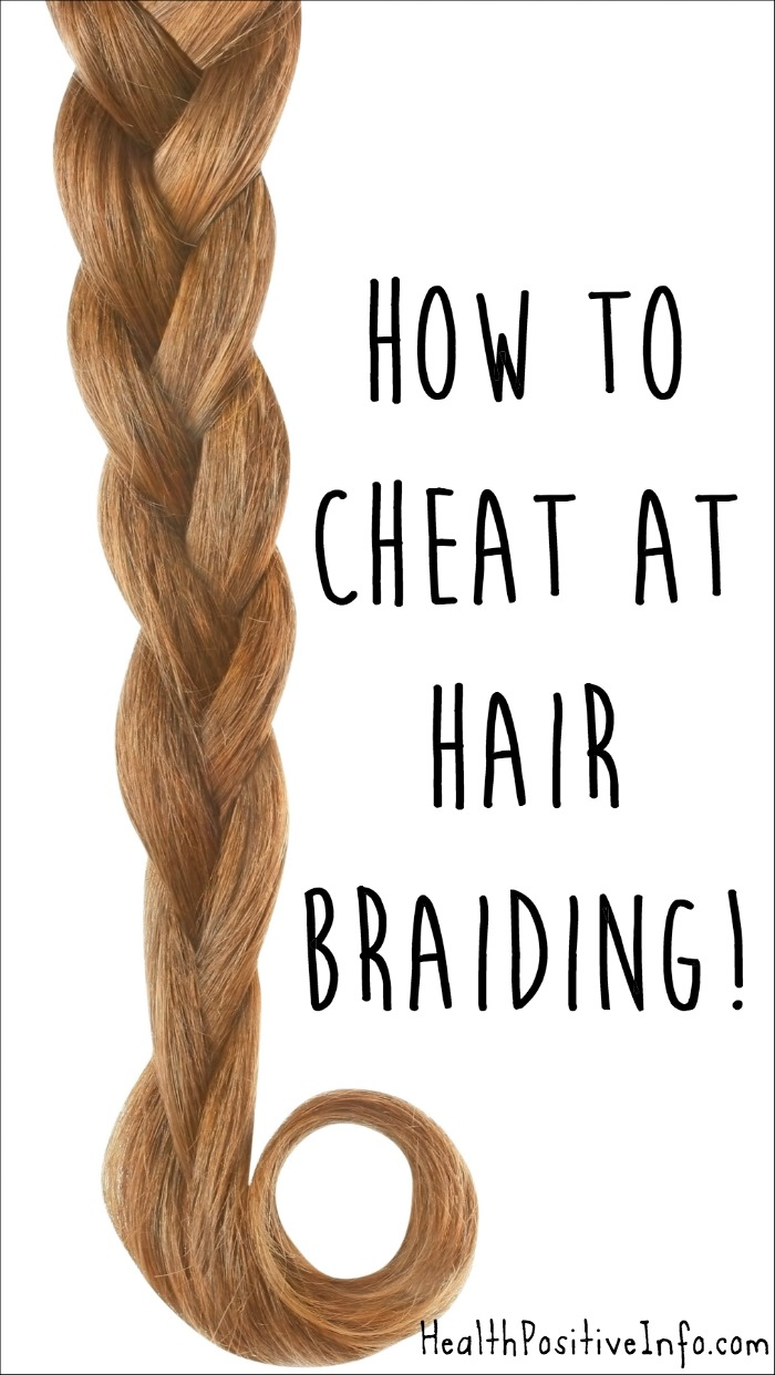 How to Cheat at Hair Braiding ~ https://healthpositiveinfo.com/8-beauty-diy-tips-and-hacks.html