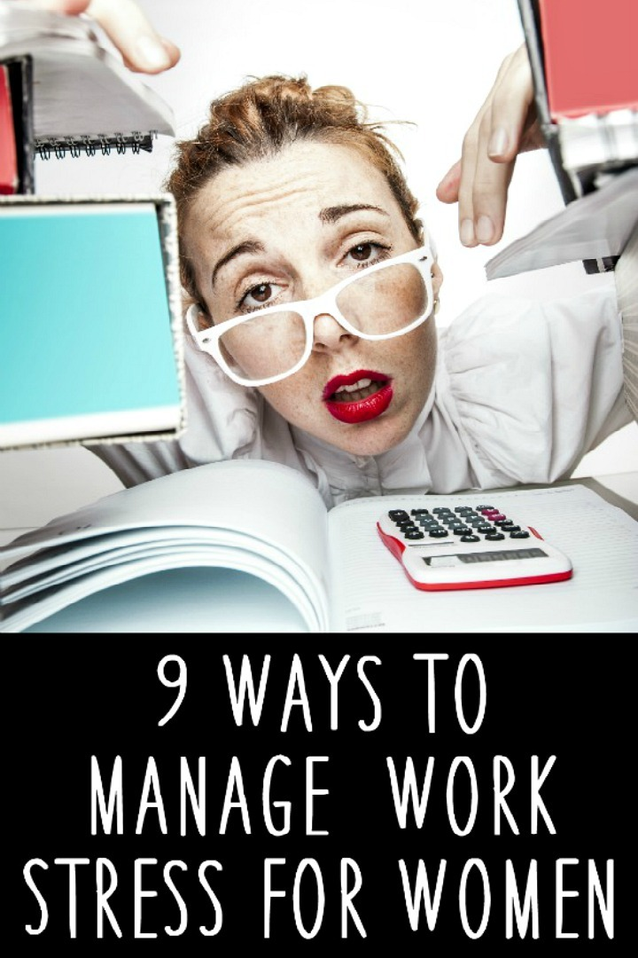 9 Ways to Manage Work Stress for Women - https://healthpositiveinfo.com/ways-to-manage-work-stress-for-women.html