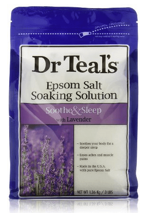 Dr. Teal's Soothe & Sleep Epsom Salt
