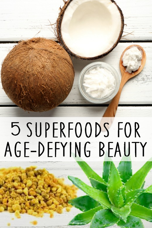 5 Superfoods For Age-Defying Beauty ~ https://healthpositiveinfo.com/superfoods-for-beauty.html