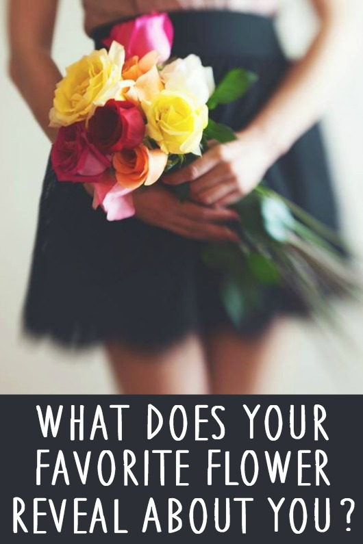 What Does Your Favorite Flower Reveal About You ~ http://healthpositiveinfo.com/your-favorite-flower.html