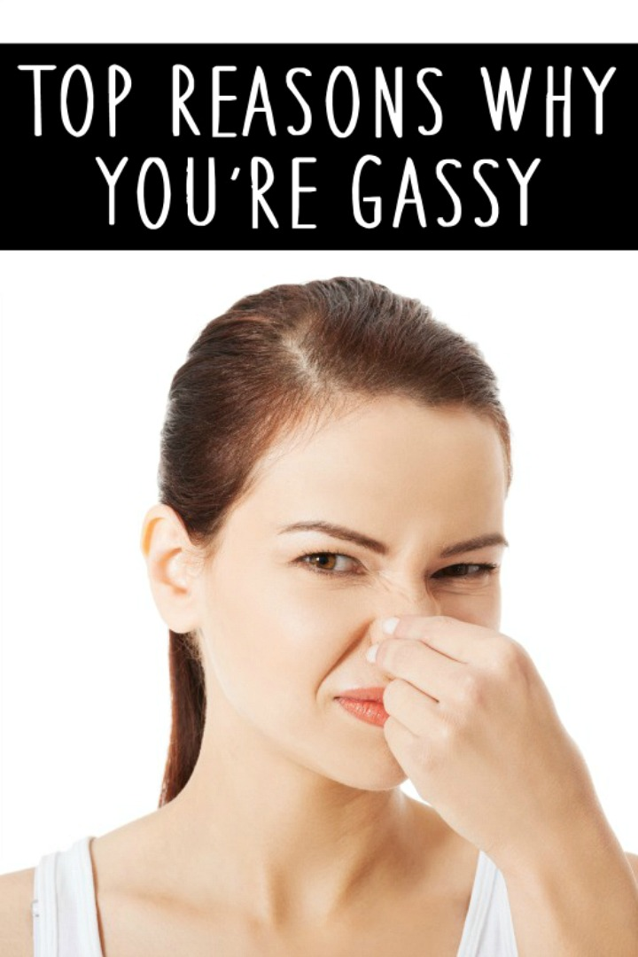 Top Reasons Why You're Gassy - https://healthpositiveinfo.com/reasons-why-youre-gassy.html