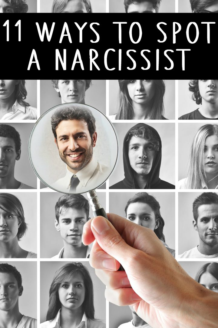 11 Ways to Spot a Narcissist ~ https://healthpositiveinfo.com/11-ways-to-spot-a-narcissist.html