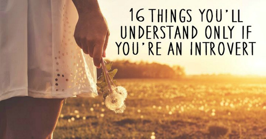 16 Things Youll Understand Only if Youre an Introvert - https://healthpositiveinfo.com/things-youll-understand-only-if-youre-an-introvert.html