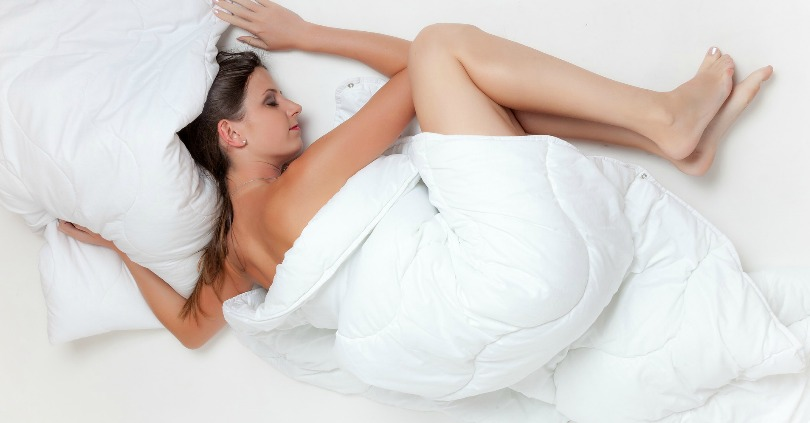 8 Reasons Why You Should Seriously Consider Sleeping Naked ~ https://healthpositiveinfo.com/8-reasons-why-you-should-seriously-consider-sleeping-naked.html