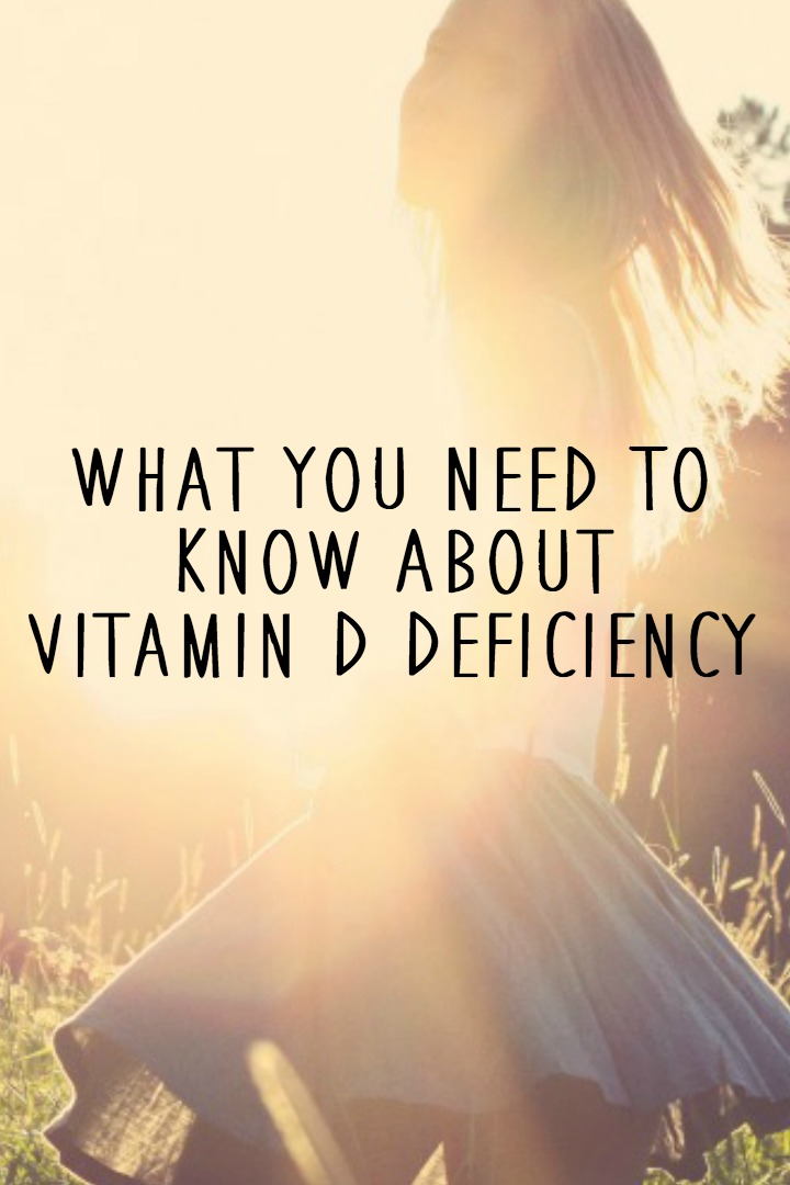 What You Need To Know About Vitamin D Deficiency ~ https://healthpositiveinfo.com/what-you-need-to-know-about-vitamin-d-deficiency.html