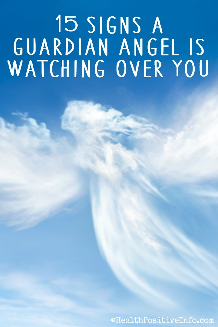 15 Signs A Guardian Angel Is Watching Over You Healthpositiveinfo