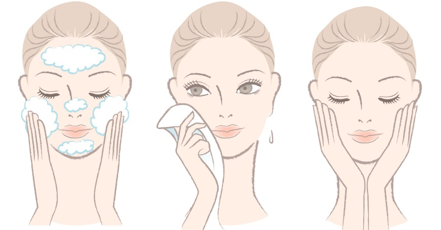 6 Golden Rules to Follow For Healthy, Glowing Skin - https://healthpositiveinfo.com/6-golden-rules-to-follow-for-healthy-glowing-skin.html